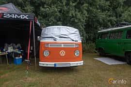 Front  of Volkswagen Transporter 2000 2.0 Manual, 71ps, 1977 at West Coast Bug Meet 2019