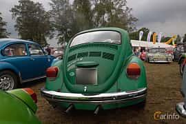 Back of Volkswagen 1303 S 1.6 Manual, 50ps, 1973 at West Coast Bug Meet 2019