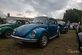 Front/Side  of Volkswagen 1303 S 1.6 Manual, 50ps, 1974 at West Coast Bug Meet 2019