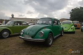 Front/Side  of Volkswagen 1303 S 1.6 Manual, 50ps, 1973 at West Coast Bug Meet 2019