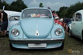 Front  of Volkswagen 1302 1.3 Manual, 44ps, 1972 at West Coast Bug Meet 2019