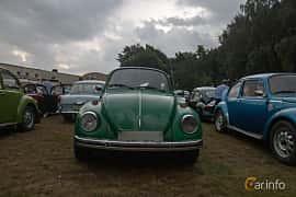 Front  of Volkswagen 1303 S 1.6 Manual, 50ps, 1973 at West Coast Bug Meet 2019
