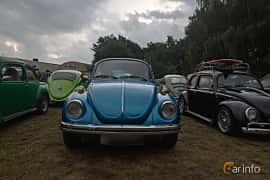 Front  of Volkswagen 1303 S 1.6 Manual, 50ps, 1974 at West Coast Bug Meet 2019
