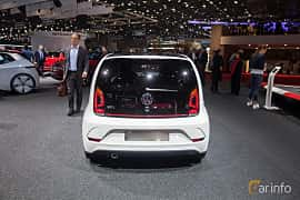Bak av Volkswagen up! GTi 5-door 1.0 Manual, 118ps, 2018 på Geneva Motor Show 2018
