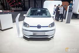 Front  of Volkswagen e-up! 18 kWh Single Speed, 82ps, 2018 at Geneva Motor Show 2018
