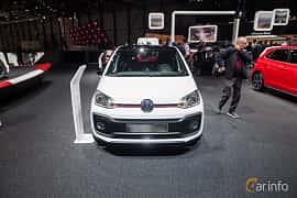 Fram av Volkswagen up! GTi 5-door 1.0 Manual, 118ps, 2018 på Geneva Motor Show 2018