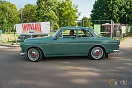 Side  of Volvo Amazon 121 P130 1.8 Manual, 68ps, 1962 at Ronneby Nostalgia Festival 2019