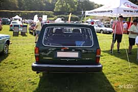 Back of Volvo 145 2.0 Manual, 100ps, 1974 at Tjolöholm Classic Motor 2018