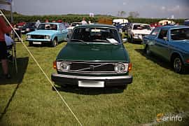 Front  of Volvo 145 2.0 Manual, 100ps, 1974 at Tjolöholm Classic Motor 2018