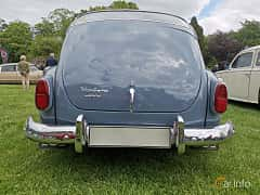 Back of Volvo PV544A 1.6 Manual, 60ps, 1960 at Sofiero Classic 2019