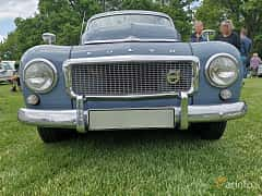 Front  of Volvo PV544A 1.6 Manual, 60ps, 1960 at Sofiero Classic 2019