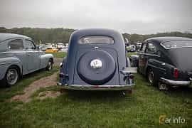 Bak av Volvo PV51 3.7 Manual, 86ps, 1937 på Lucys motorfest 2019