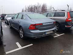 Back/Side of Volvo S90 2.0 D5 AWD Geartronic, 235ps, 2017