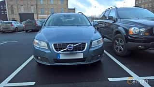 Front  of Volvo V70 D2 Manual, 115ps, 2012