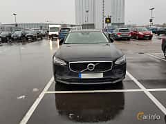 Front  of Volvo V90 2.0 D4 AWD Geartronic, 190ps, 2017