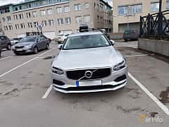 Front/Side  of Volvo V90 2.0 T5 Geartronic, 253ps, 2017