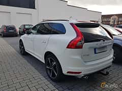 Back/Side of Volvo XC60 Polestar 2.4 D5 AWD Geartronic, 230ps, 2015