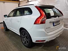 Back/Side of Volvo XC60 2.4 D4 AWD Manual, 181ps, 2015
