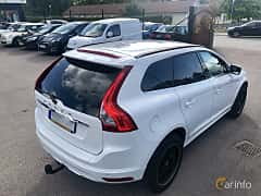 Back/Side of Volvo XC60 D4 Geartronic, 163ps, 2014