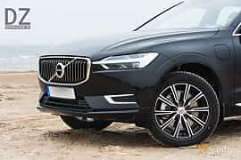 Close-up of Volvo XC60 T8 AWD Geartronic, 408ps, 2018