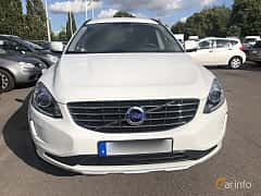 Front  of Volvo XC60 D4 Geartronic, 163ps, 2014