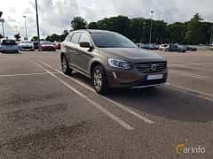 Front/Side  of Volvo XC60 2.0 D4 Geartronic, 181ps, 2015
