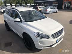 Front/Side  of Volvo XC60 D4 Geartronic, 163ps, 2014