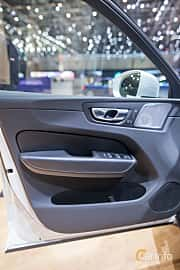 Interior of Volvo XC60 2.0 T8 AWD Geartronic, 408ps, 2017 at Geneva Motor Show 2017