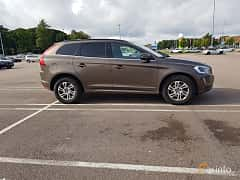 Side  of Volvo XC60 2.0 D4 Geartronic, 181ps, 2015