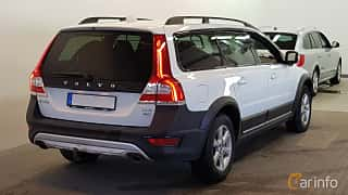 Back/Side of Volvo XC70 2.4 D4 AWD Geartronic, 181ps, 2015