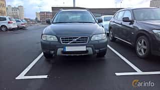Front  of Volvo XC70 D5 AWD Geartronic, 185ps, 2007