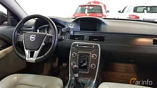 Interiör av Volvo XC70 2.4 D4 AWD Manual, 181ps, 2016