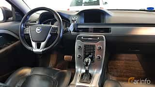 Interior of Volvo XC70 2.4 D4 AWD Geartronic, 181ps, 2015