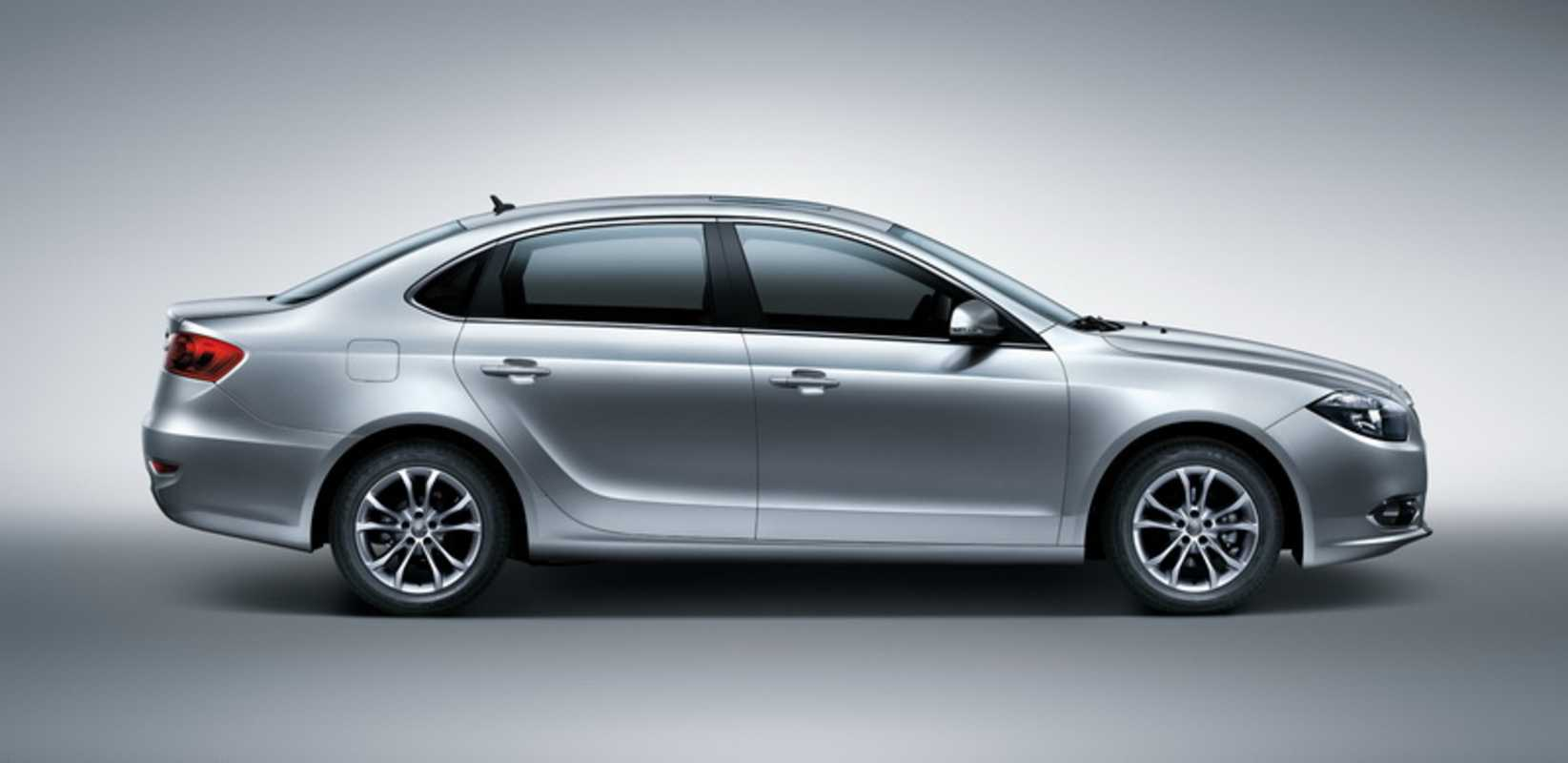 Car Brilliance H530: review, specifications and reviews 74