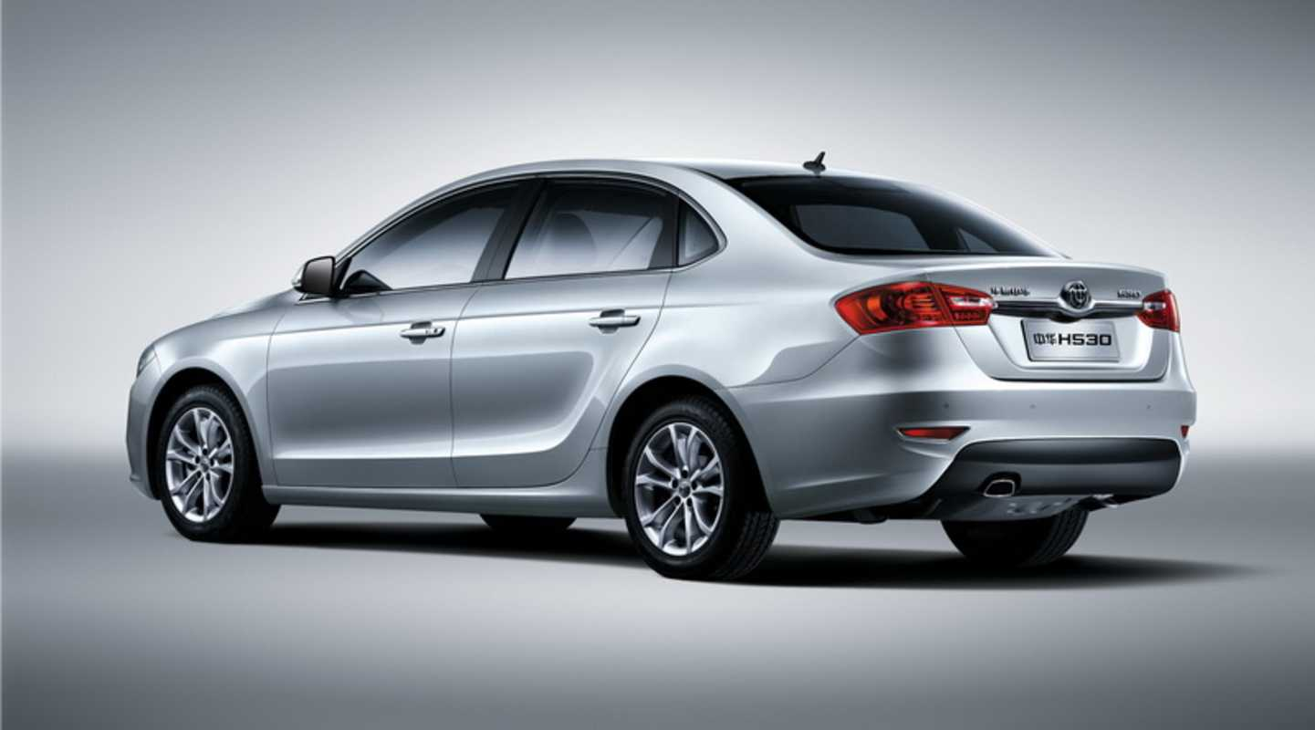 Car Brilliance H530: review, specifications and reviews 46