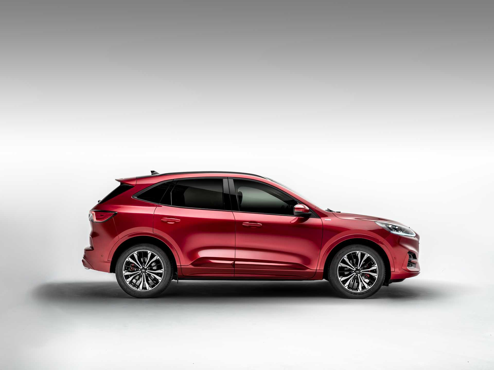 Ford Kuga Plug In Hybrid Awd Cvt 225hp 2020