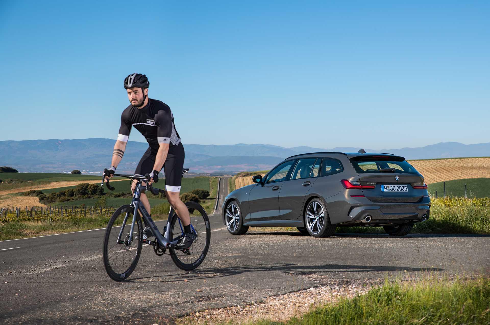 BMW 3 Series Touring 2020