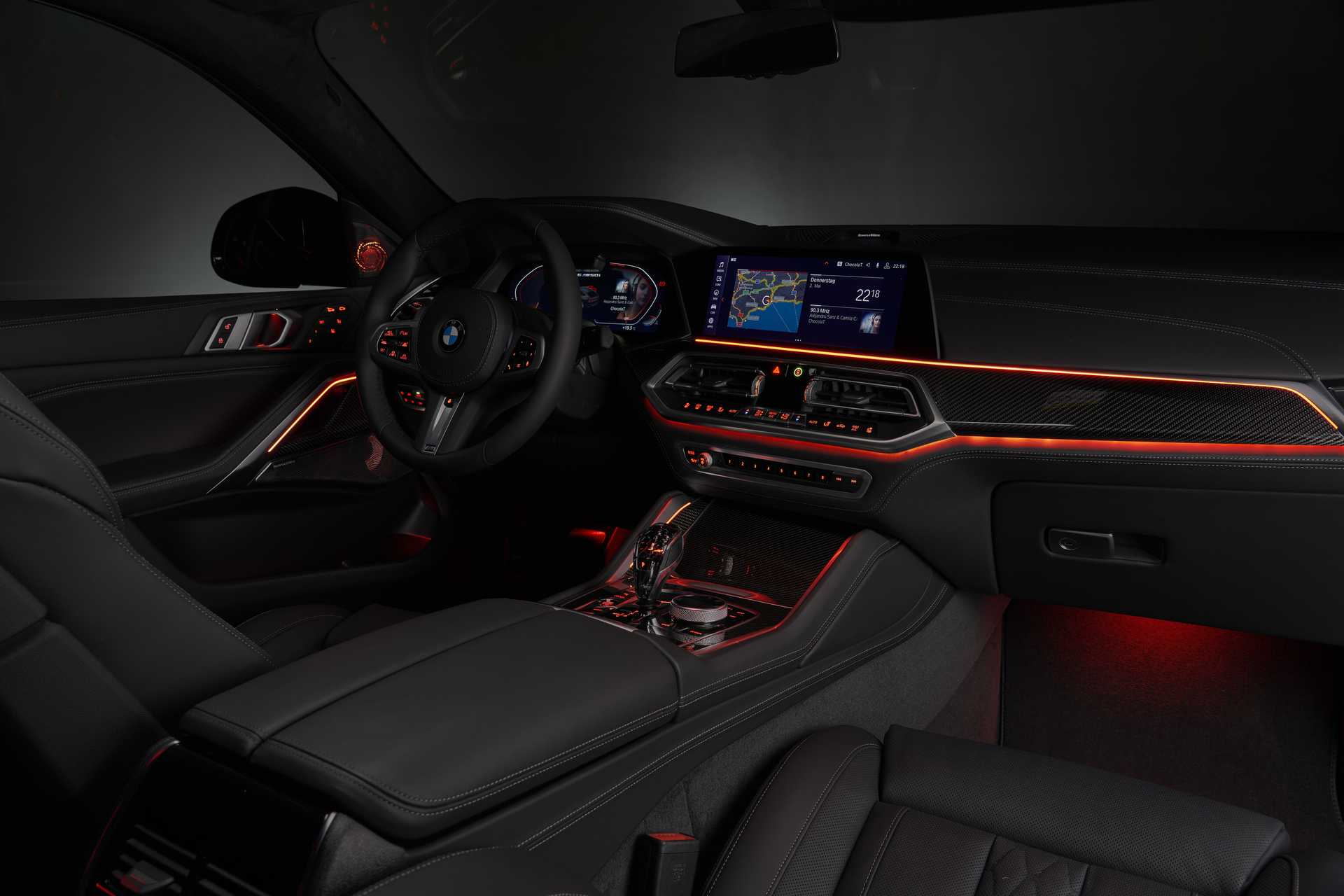 BMW X6 M50i  Steptronic, 530hp, 2020