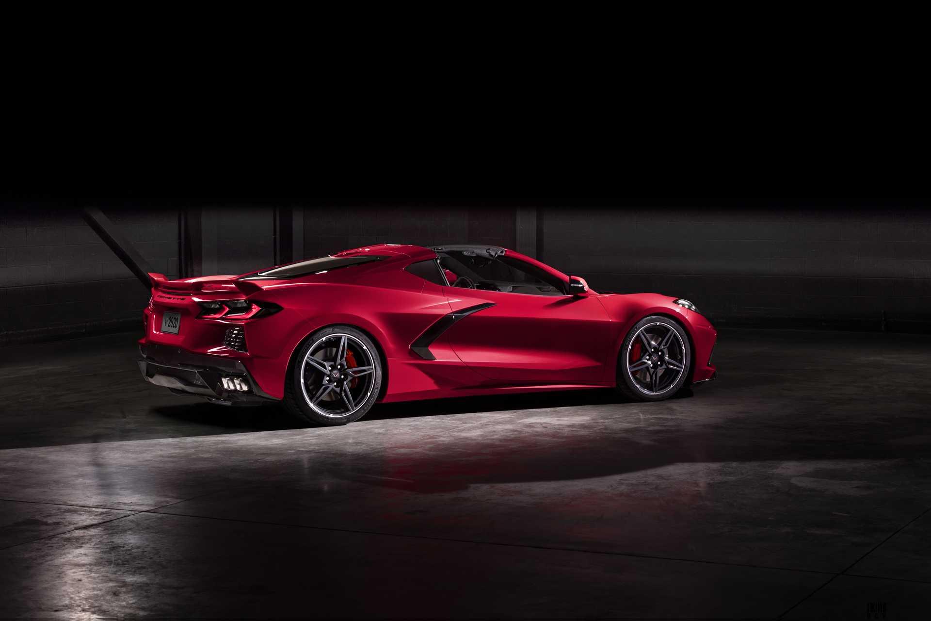 Chevrolet Corvette 6.2 V8 DCT, 502hp, 2020