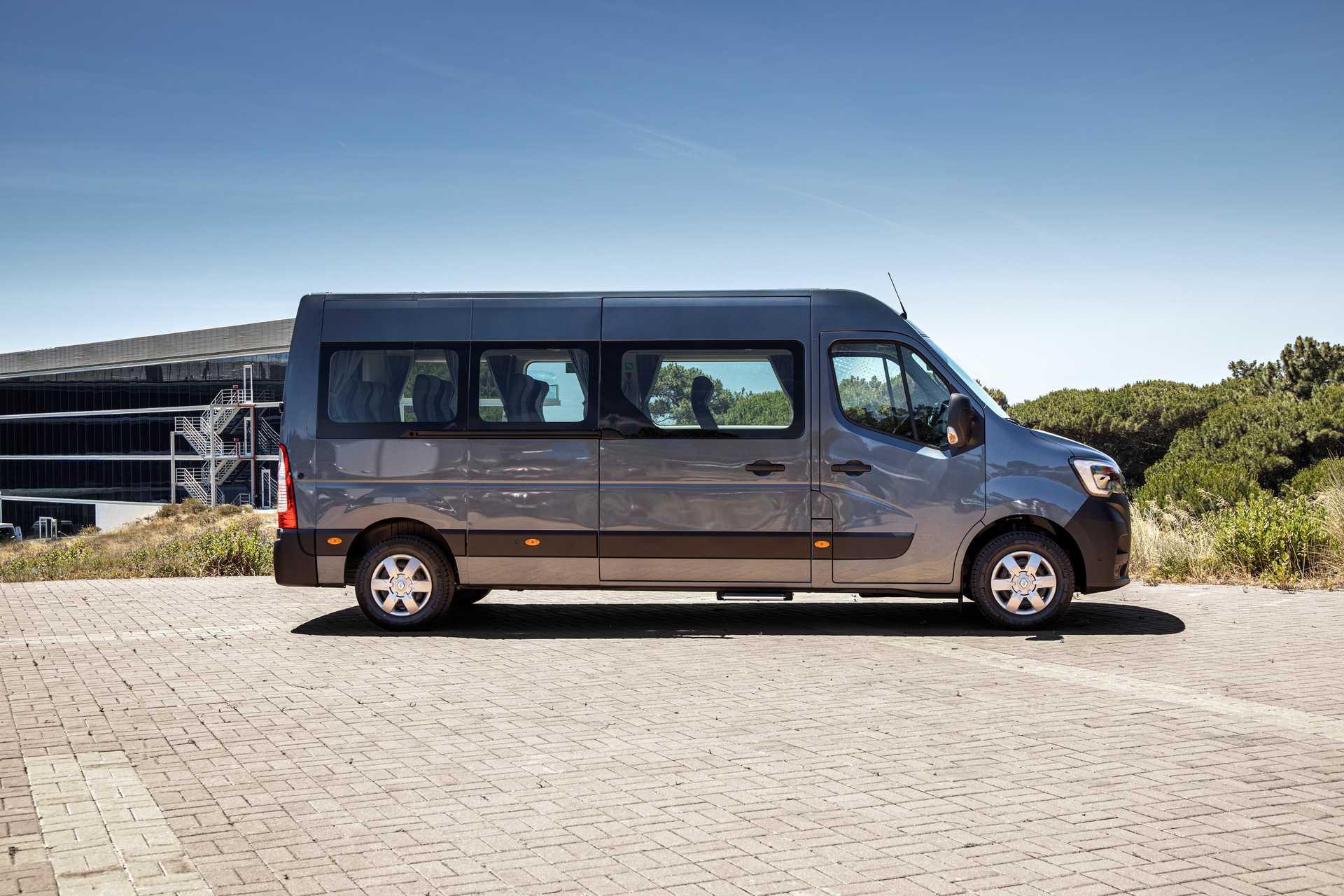 Микроавтобусы рено модельный ряд фото