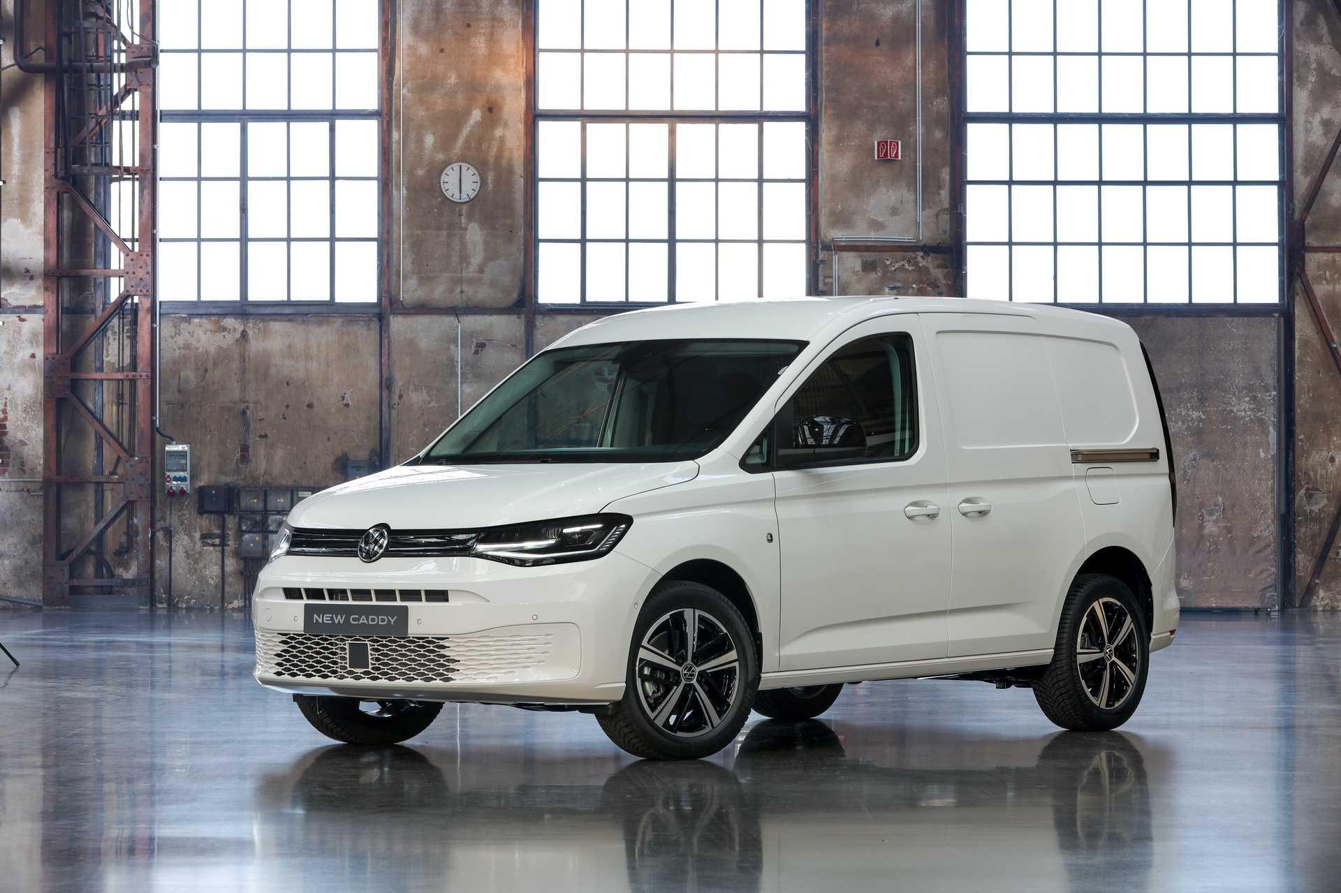 Volkswagen Caddy Cargo 2021