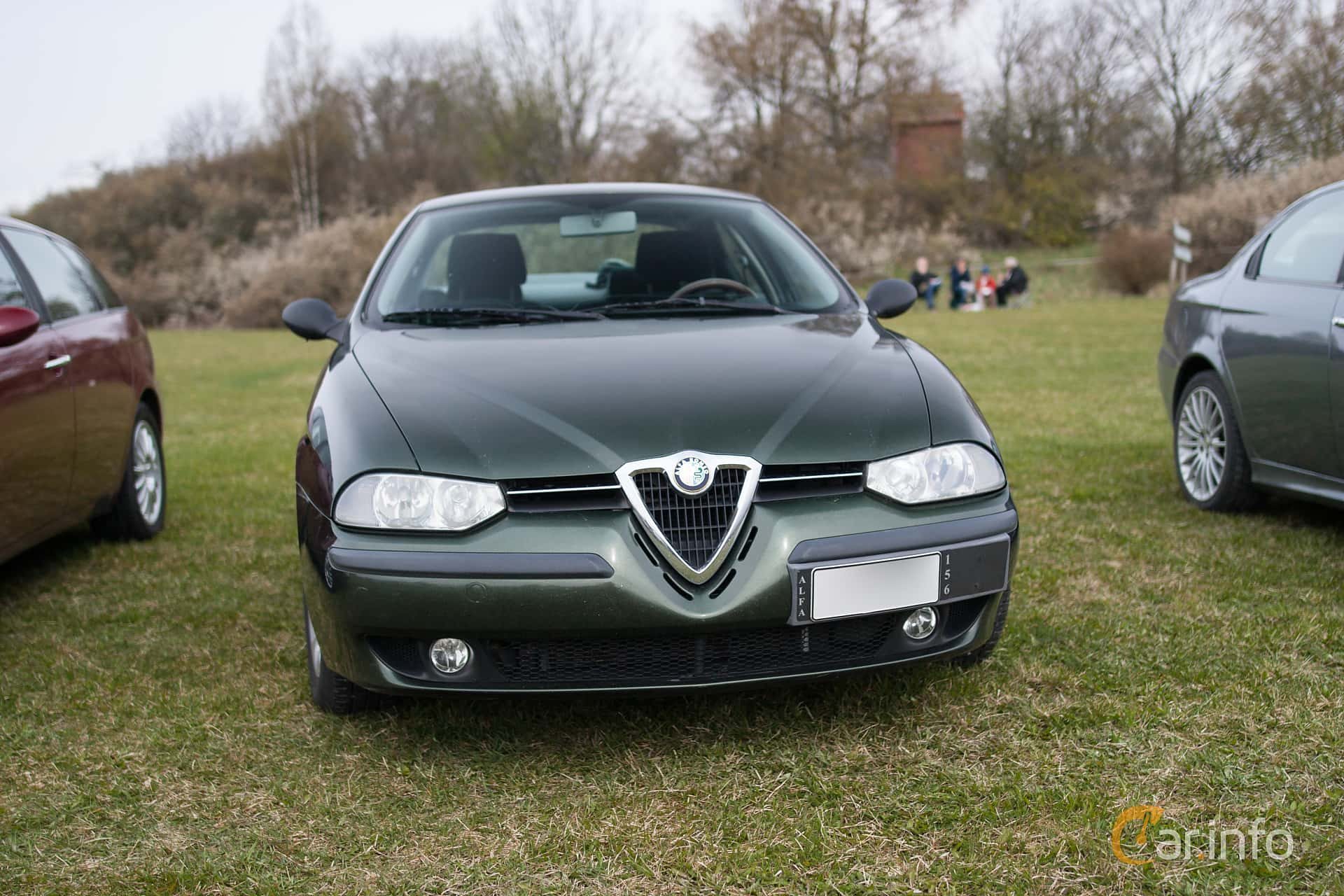 2 images of alfa romeo 156 2 0 ts manual 155hp 1998 by rh car info Alfa Romeo 147 Alfa Romeo Stradale