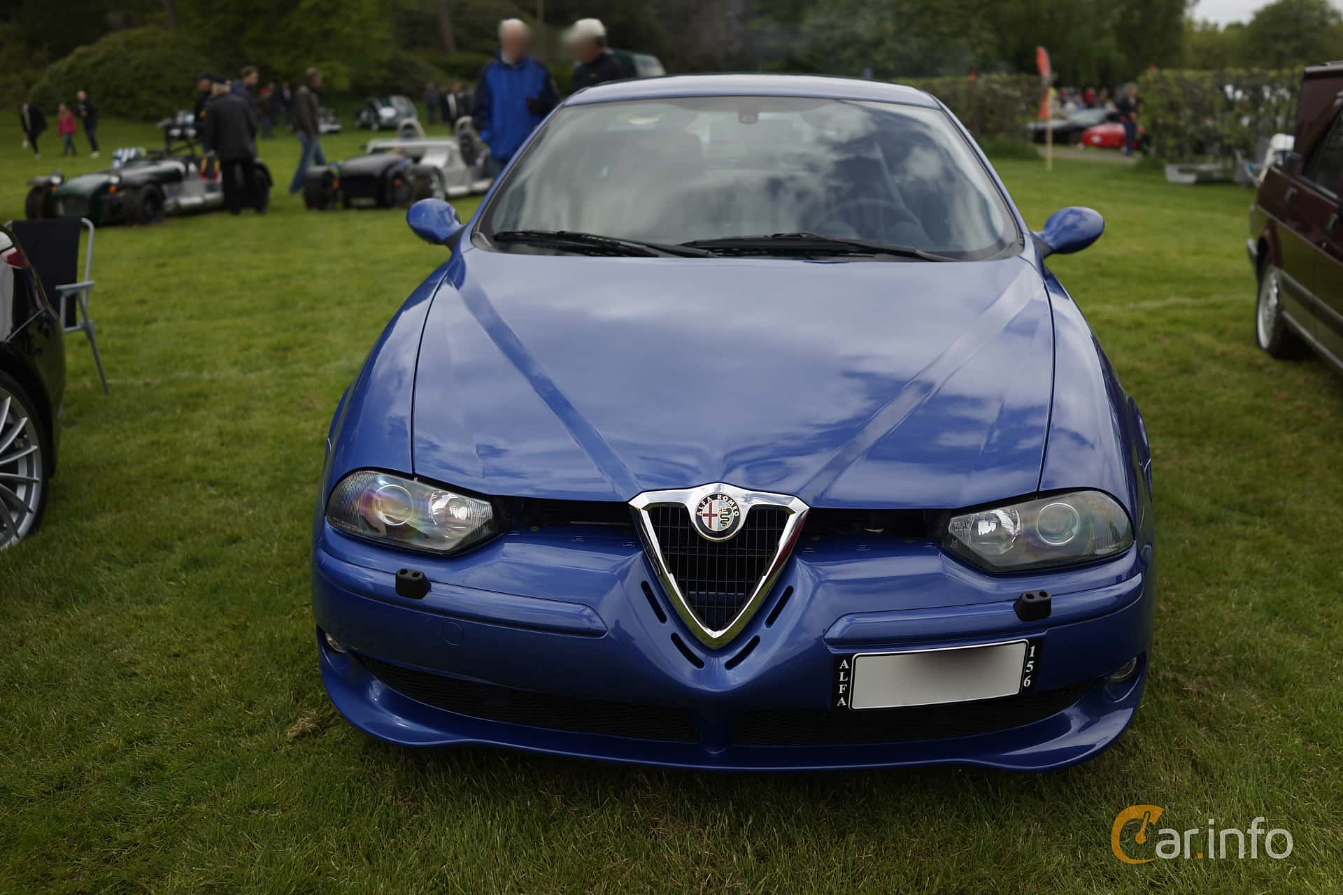 2 images of Alfa Romeo 156 Sportswagon GTA 3 2 V6 Manual 250hp