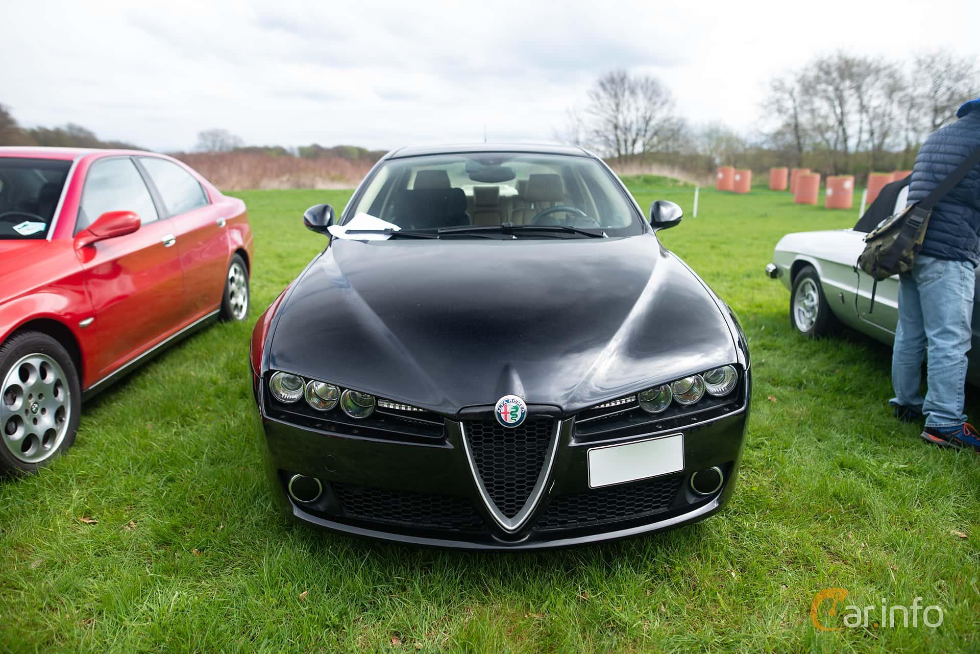 4 Images Of Alfa Romeo 159 2 2 Jts 16v Manual 185hp 2007 border=