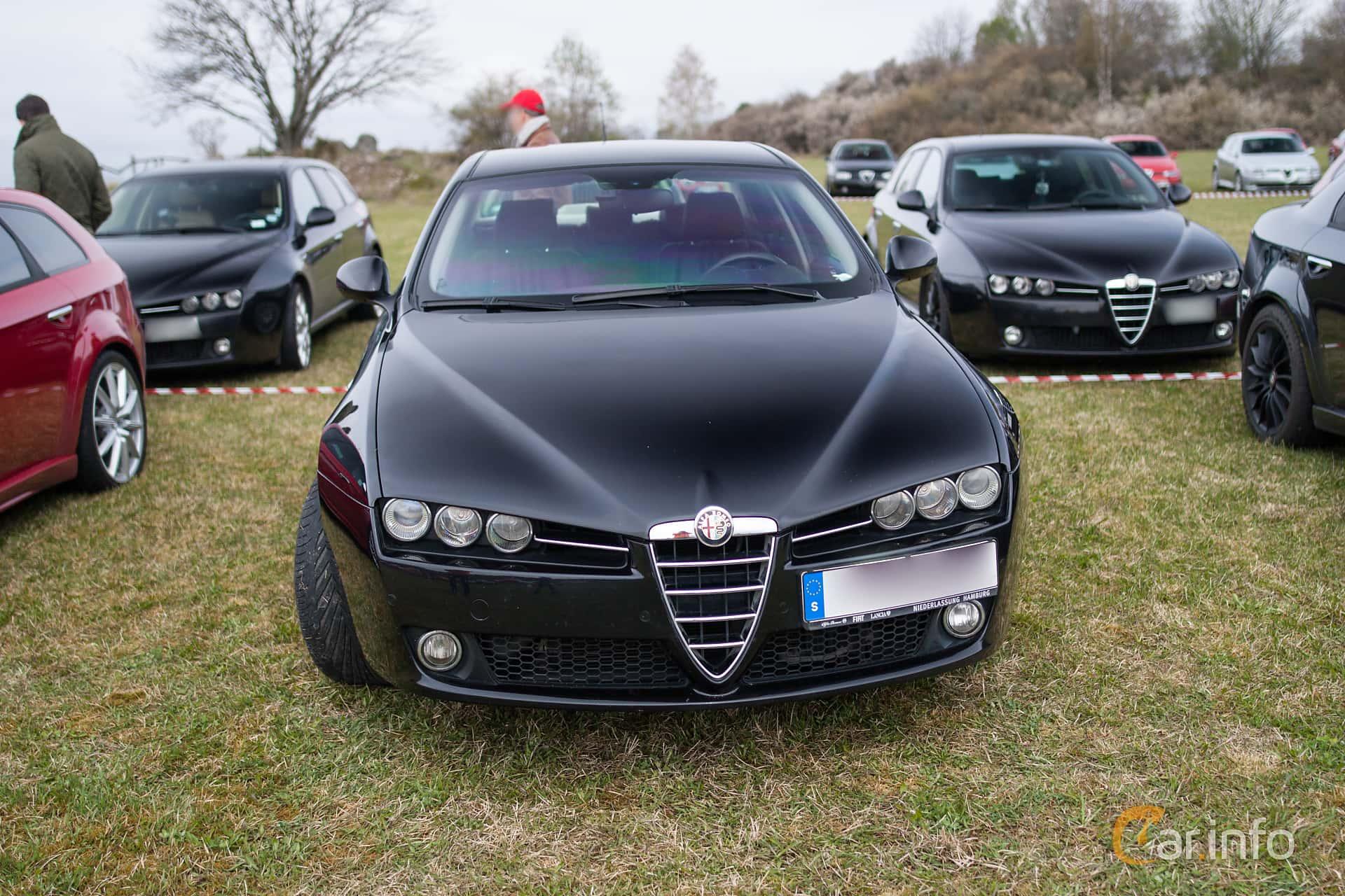 2 Images Of Alfa Romeo 159 3 2 Jts V6 24v Q4 Manual 260hp 2006 By