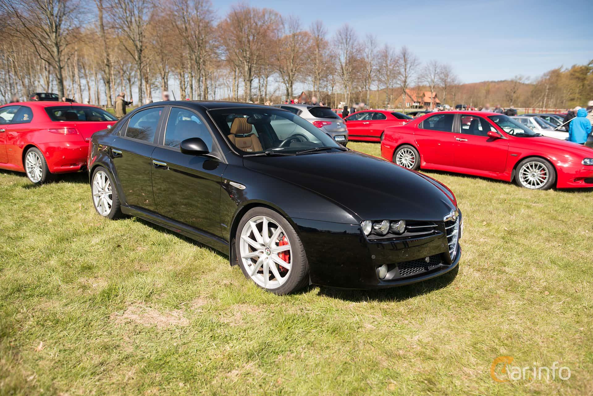 Alfa Romeo 159 Generation 939 Facelift 2 0 Jtdm 16v Manual border=