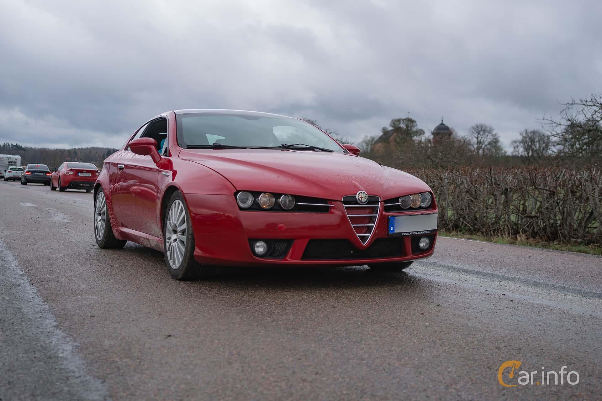 2 Images Of Alfa Romeo 159 3 2 Jts V6 24v Q4 Manual 260hp 2007 By