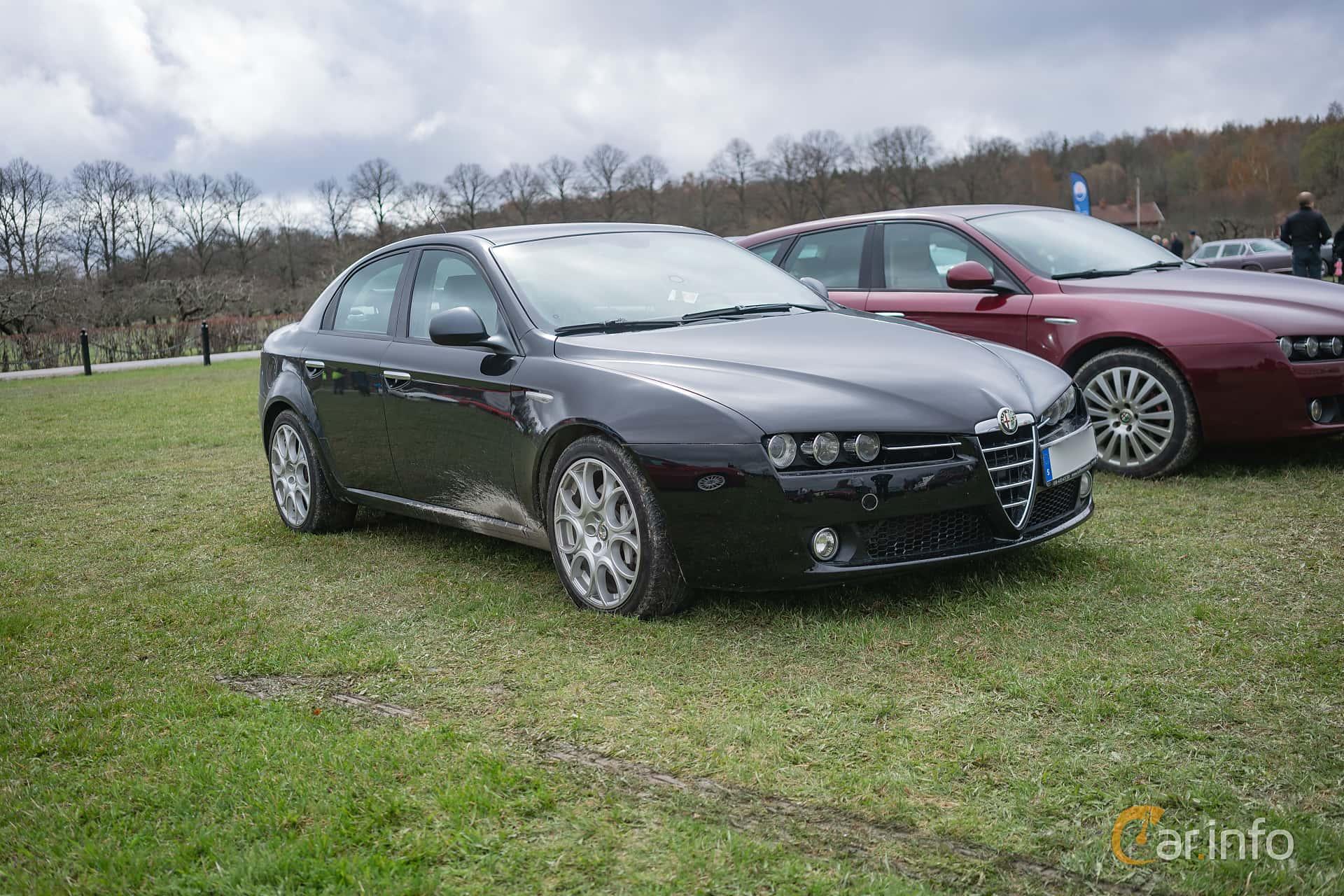 1 Images Of Alfa Romeo 159 3 2 Jts V6 24v Q4 Manual 260hp 2007 By