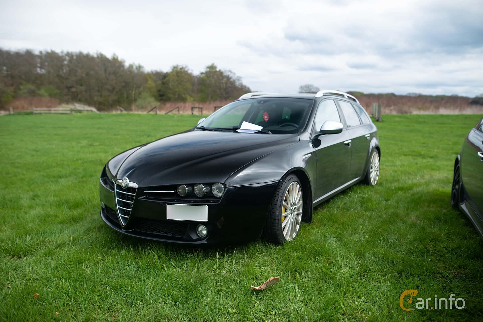 4 Images Of Alfa Romeo 159 Sportwagon 3 2 Jts V6 24v Q4 Manual