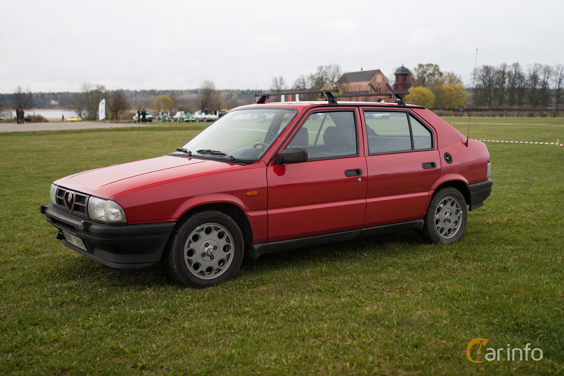 Cars 2 Characters >> Alfa Romeo 33
